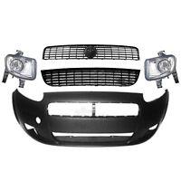 Set Stoßstange vorne lackierfähig +Nebel+Zubehör Fiat Grande Punto Bj. 05-09