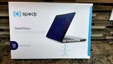 NIB SPECK SMARTSHELL CASE FOR 13 INCH MACBOOK PRO PURPLE GLOSSY FINISH NO RETINA