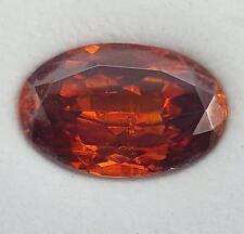 Echter Sphalerit / Zinkblende - Las Manforas ( 11,84 Carat ) ca. 17,5 x 11,5 mm