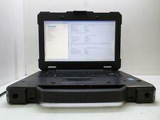 DELL LATITUDE 14 RUGGED EXTREME 7404 CORE i5-4310U 8GB 500GB HDD TOUGHBOOK T6-B9