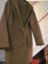 Unbranded Suede Casual Coats & Jackets for Women