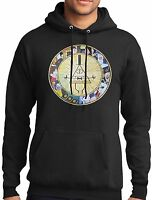 PubliciTeez Bill Cipher Gravity Falls Hoodie Sweatshirt