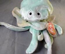 TY Beanie Babies GOOCHY Jelly fish Born Nov 18 1998 Swing Tag Plush Toy