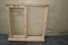 New Unfinished Glazed Softwood Window 910mm x 895mm 1 Side Opener LHH Jeld Wen