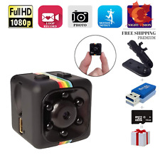 Spy Camera Hidden Camera Mini Camera HD 1080P 720P Spy Cam Wireless Small Por...