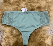 Chicca panties thong menta green  women size euro 52