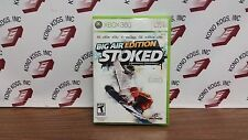 Stoked -- Big Air Edition (Microsoft Xbox 360, 2009)