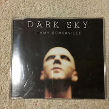 Jimmy Somerville - Dark Sky CD Maxi Single _Australia_         (0597)