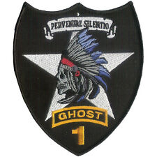 2 Infantry Division (1st Stryker Brigade) Ghost Embroidered Patch - OEF - Ranger
