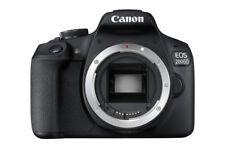 Canon EOS 2000D Gehäuse / Body ! SLR Kamera Spiegelreflex 24,1 MP + 50€ Cashback