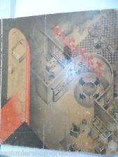20425 WK Furniture gleiser Berlin Alex Bauhaus Catalogue 1930 72 S Furniture Catalog