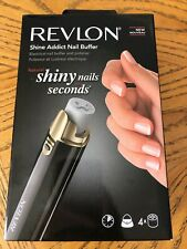 Revlon Shiny Nails in seconds Electrical Nail Buffer Polisher Manicure