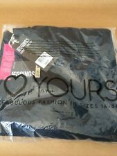 BNWT YOURS Blue Jeggings Size 28