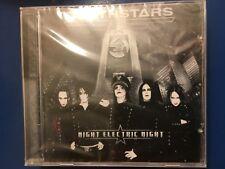 DEATHSTARS.          NIGHT. ELECTRIC. NIGHT.     NUCLEAR BLAST. 2009.