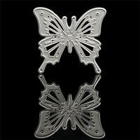 Schmetterling Stencil Cutting Dies Sammelalbum Emboss Schablone Stanzschablone