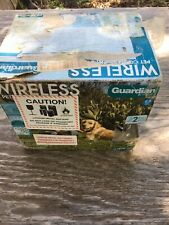New listing Guardian Pet Containment System
