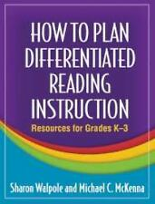 Solving Problems in the Teaching of Literacy: How to Plan Differentiated Reading