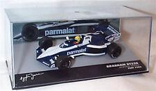 Brabham BT52B Ayrton Senna Test 1983 1-43 Scale New in Case