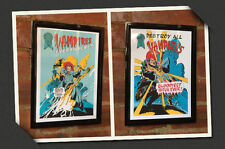 "Rare Lost Boys Prop ""Vampires Everywhere"" & ""Destroy all Vampires"" A4 Prints"