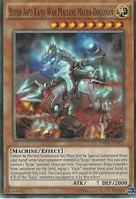 YU-GI-OH CARD: SUPER ANTI-KAIJU WAR MACHINE MECHA-DOGORAN - OP04-EN021