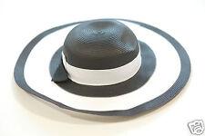 NUOVO Estate COCCINELLE BELLO DONNA CAPPELLO BERRETTO Piatto Hat (119) 1-16