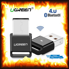 Bluetooth Dongle Version V4.0 USB Wireless Adapter PC Laptop Windows XP 7 8 CSR