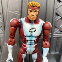 "Marvel Legends Toybiz X-Men Sentinel BAF Series Angel 6"" Action Figure NO WINGS"