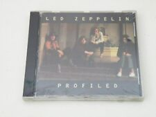 LED ZEPPELIN - PROFILED - CD 1990 PROMO NUOVO/NEW - MADE IN U.S.A. INTERVIEW -DP