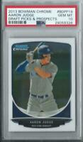 2013 Bowman Chrome Draft Aaron Judge ROOKIE RC #BDPP19 PSA 10 GEM MINT
