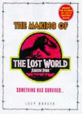 """Lost World: Making of the """"Lost World: Jurassic Park"""" By Jody Duncan, Michael C"""