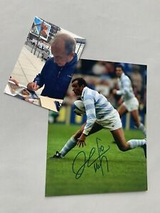 HUGO PORTA Rugby player Argentinia IN-PERSON signed photo 8 x 10 autograph