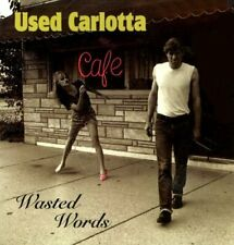 Used Carlotta - Wasted Words CD #G1989779