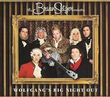The Brian Setzer Orchestra : Wolfgang's Big Night Out CD (2007)  new #7