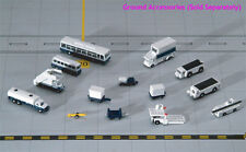 Gemini Jets Airport Support Vehicles for 1/400 Scale Model Airport GJARPTSETA