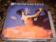 Geoff Love and His Orchestra - Tangos With Love - LP
