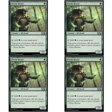 4 x ELVISH MYSTIC NM mtg M15 Green - Elf Druid Com