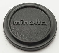 Minolta -  Objektivdeckel Deckel Cap Lenscap  49mm Stülpdeckel