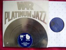 War - Platinum Jazz   Blue Note  D-LP