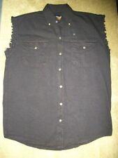 Cowboy Regular Size 100% Cotton XL Vests for Men