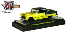 M2 MACHINES 1:64 AUTO-MODS RELEASE 3 - 1955 CHEVROLET BEL AIR HARD TOP CUSTOM