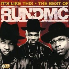 RUN-DMC It's Like This - The Best Of 2CD BRAND NEW Greatest Hits Run D.M.C.
