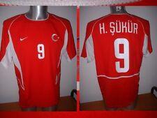 Turkey HAKAN SUKUR Nike Shirt Jersey Football Soccer Adult XL GALATASARAY Trikot