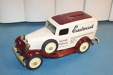 1990 Ertl EASTWOOD 1932 Panel Delivery Bank 1/25 scale NIB