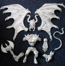 1999 caos sangre thirster mayor demonio de Khorne ciudadela demonio 40K Balrog AD&D