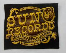 SUN RECORDS ROCK`N`ROLL PATCH (MBP 234)