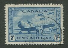 "CANADIAN MILITARY POST OFFICE CANCEL ""DUNNVILLE ONT. - M.P.O. 205"""