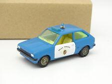Solido 1/43 - Ford Fiesta Policia Gemeinde-
