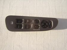 2005 2006 2007 DODGE 1500 PICKUP 4DR MASTER POWER WINDOW SWITCH AND MIRROR OEM.