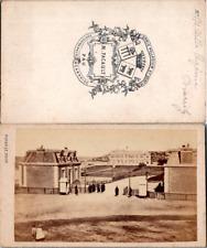 France, Biarritz, La Villa Eugénie, résidence de Napoléon III, garde impériale,