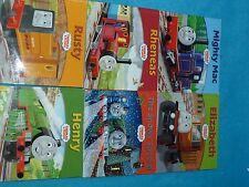 6 Thomas The Tank Engine & Friends Books (My Thomas Story Library) MIGHTY MAC
